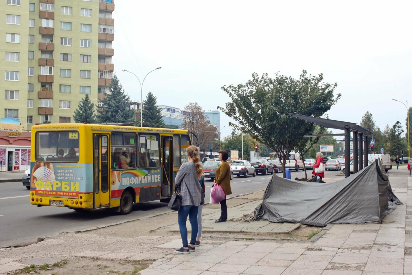 Нові зупинки в Ужгороді будуть до неділі, а вай-фай - за 3 тижні, фото-10