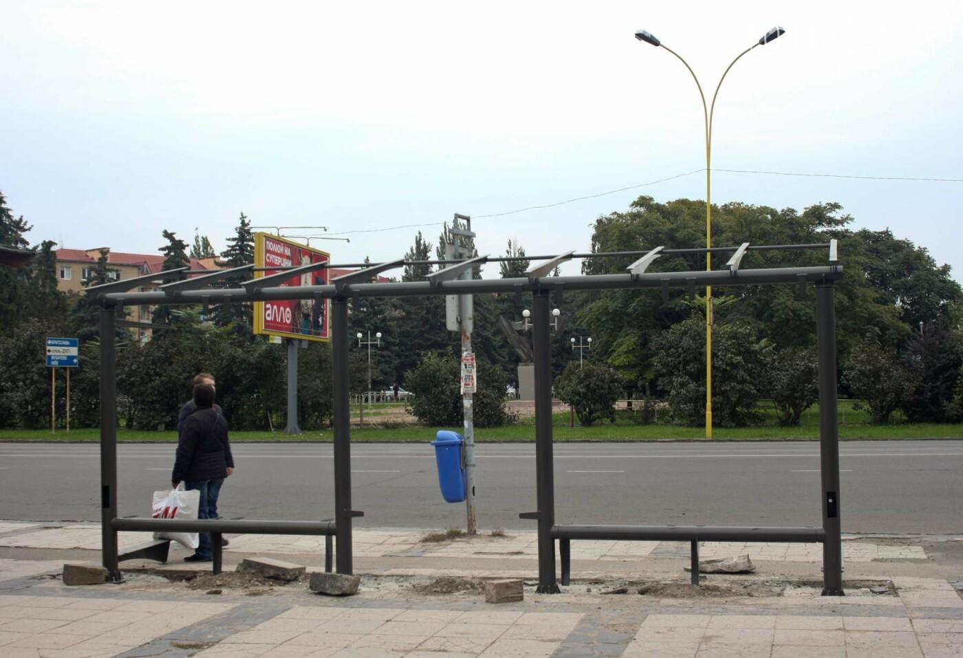 Нові зупинки в Ужгороді будуть до неділі, а вай-фай - за 3 тижні, фото-4