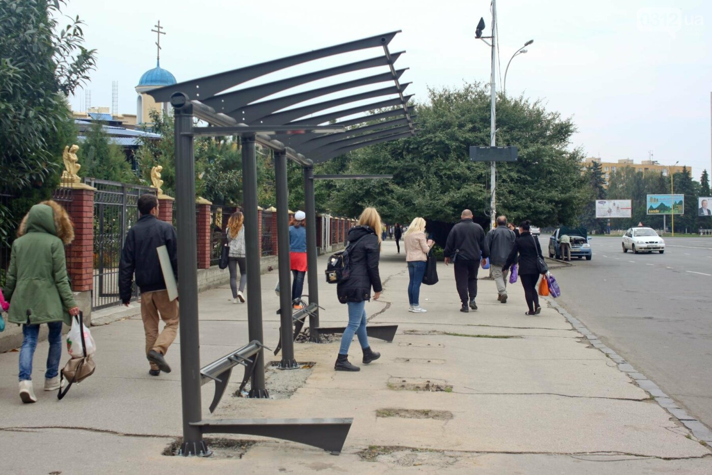 Нові зупинки в Ужгороді будуть до неділі, а вай-фай - за 3 тижні, фото-14