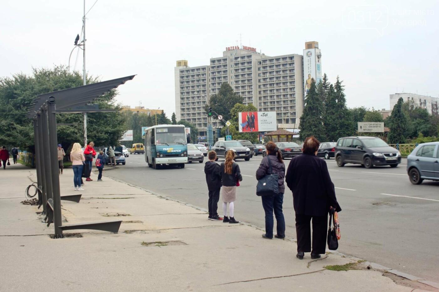 Нові зупинки в Ужгороді будуть до неділі, а вай-фай - за 3 тижні, фото-9