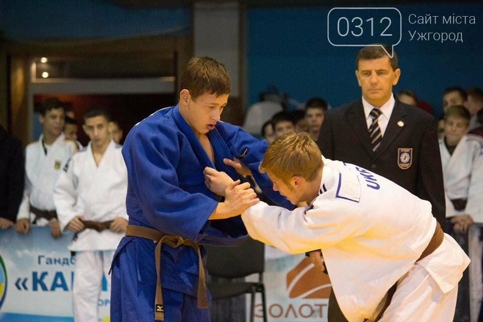 260 учасників з 7 країн світу: в Ужгороді стартував міжнародний турнір з дзюдо (ФОТОРЕПОРТАЖ), фото-8