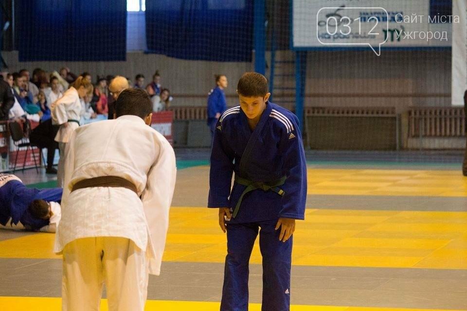 260 учасників з 7 країн світу: в Ужгороді стартував міжнародний турнір з дзюдо (ФОТОРЕПОРТАЖ), фото-6