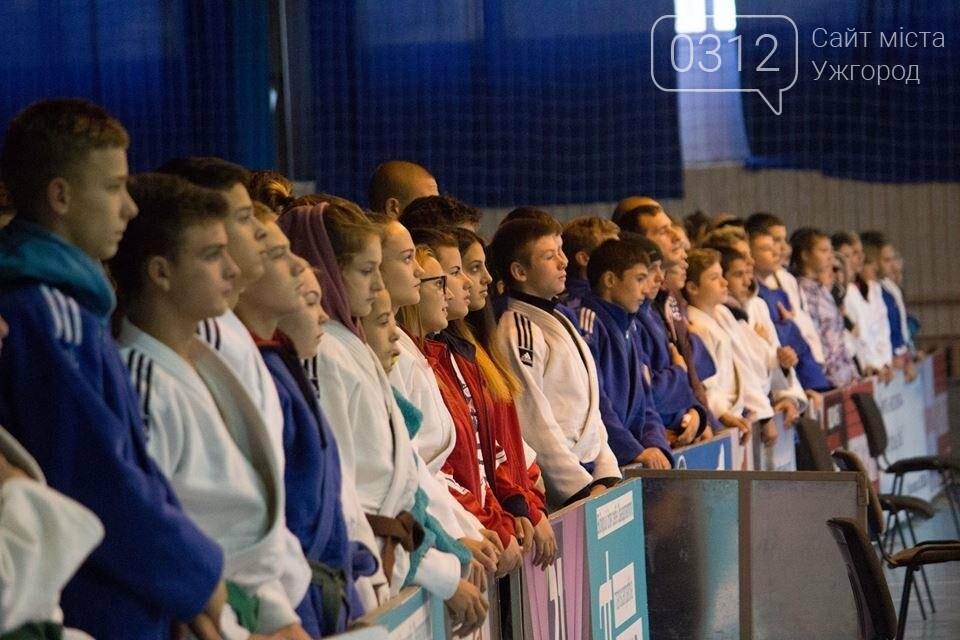 260 учасників з 7 країн світу: в Ужгороді стартував міжнародний турнір з дзюдо (ФОТОРЕПОРТАЖ), фото-3