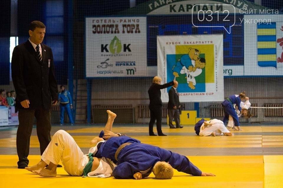 260 учасників з 7 країн світу: в Ужгороді стартував міжнародний турнір з дзюдо (ФОТОРЕПОРТАЖ), фото-7