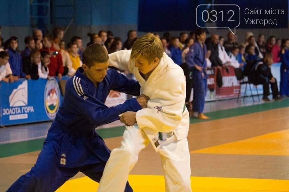 260 учасників з 7 країн світу: в Ужгороді стартував міжнародний турнір з дзюдо (ФОТОРЕПОРТАЖ), фото-1