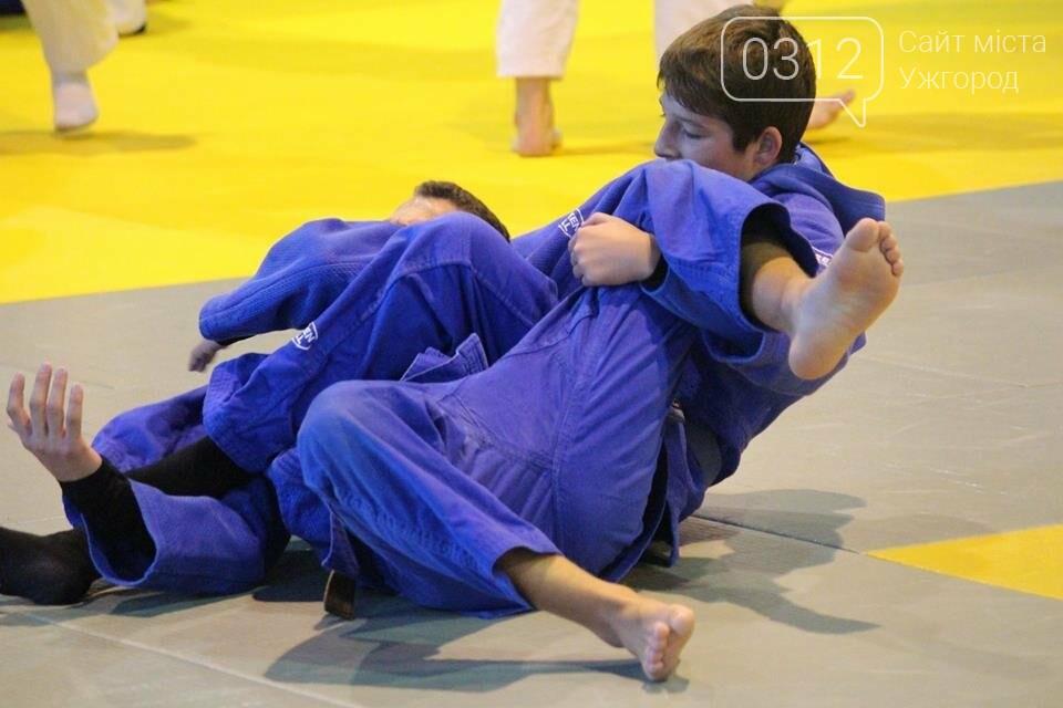 260 учасників з 7 країн світу: в Ужгороді стартував міжнародний турнір з дзюдо (ФОТОРЕПОРТАЖ), фото-2