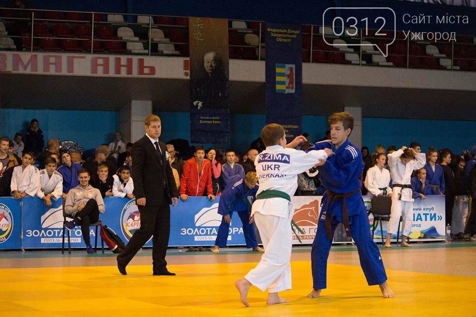 260 учасників з 7 країн світу: в Ужгороді стартував міжнародний турнір з дзюдо (ФОТОРЕПОРТАЖ), фото-5