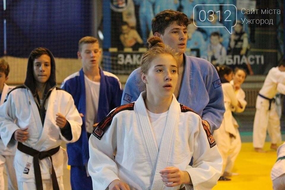 260 учасників з 7 країн світу: в Ужгороді стартував міжнародний турнір з дзюдо (ФОТОРЕПОРТАЖ), фото-12