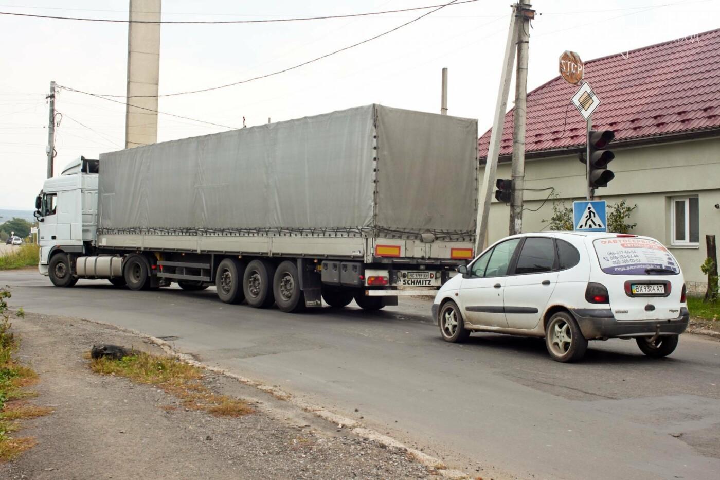 Чому в Ужгороді на Гагаріна можна легко потрапити у ДТП: фоторепортаж, фото-4