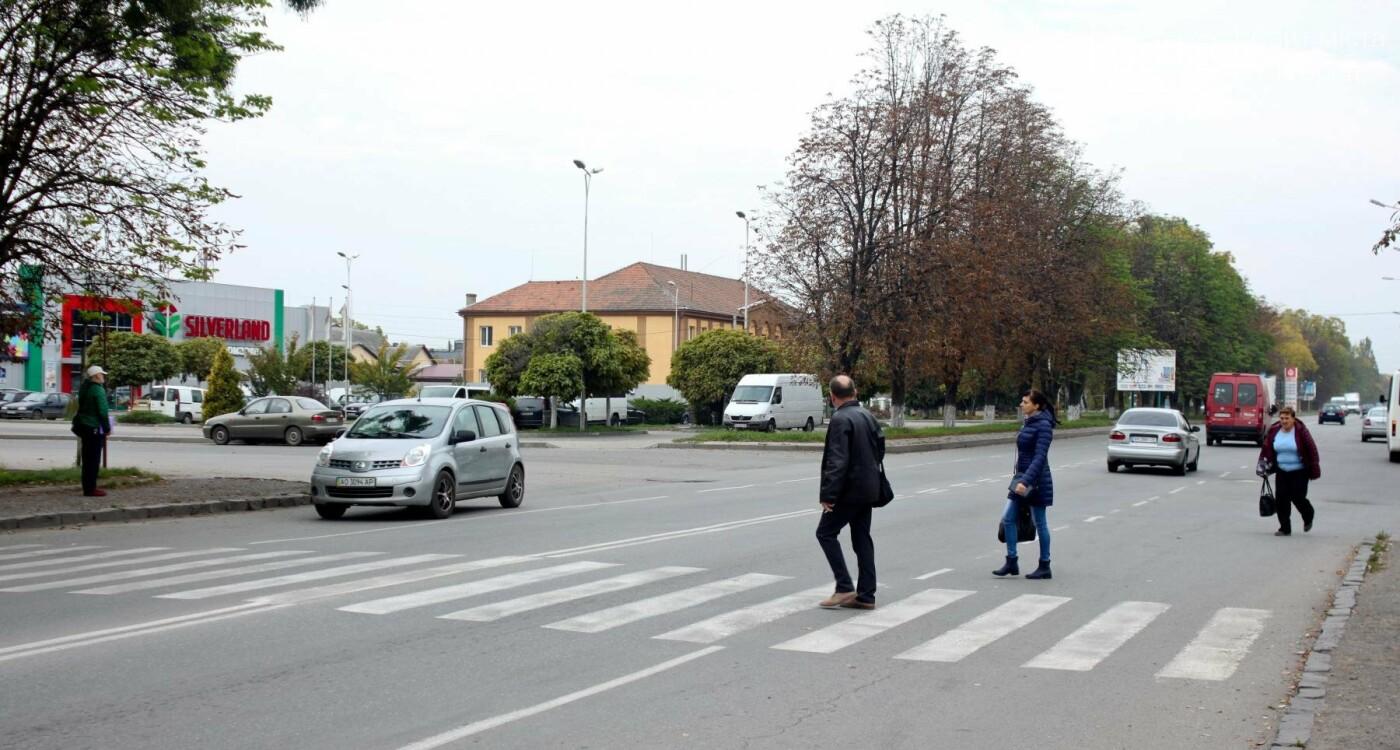 Чому в Ужгороді на Гагаріна можна легко потрапити у ДТП: фоторепортаж, фото-1