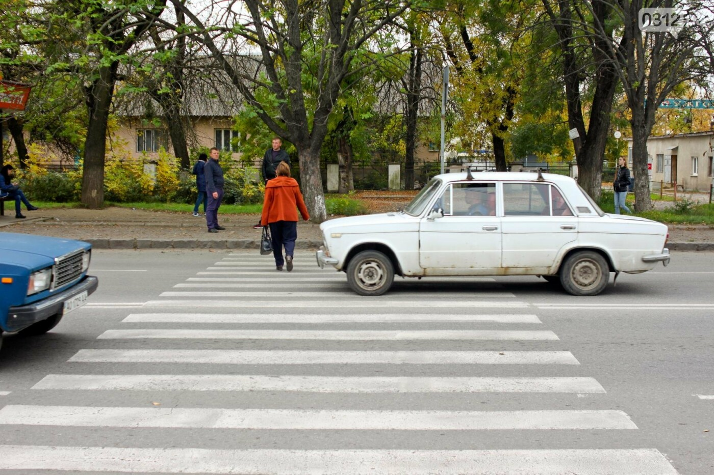 Чому в Ужгороді на Гагаріна можна легко потрапити у ДТП: фоторепортаж, фото-14