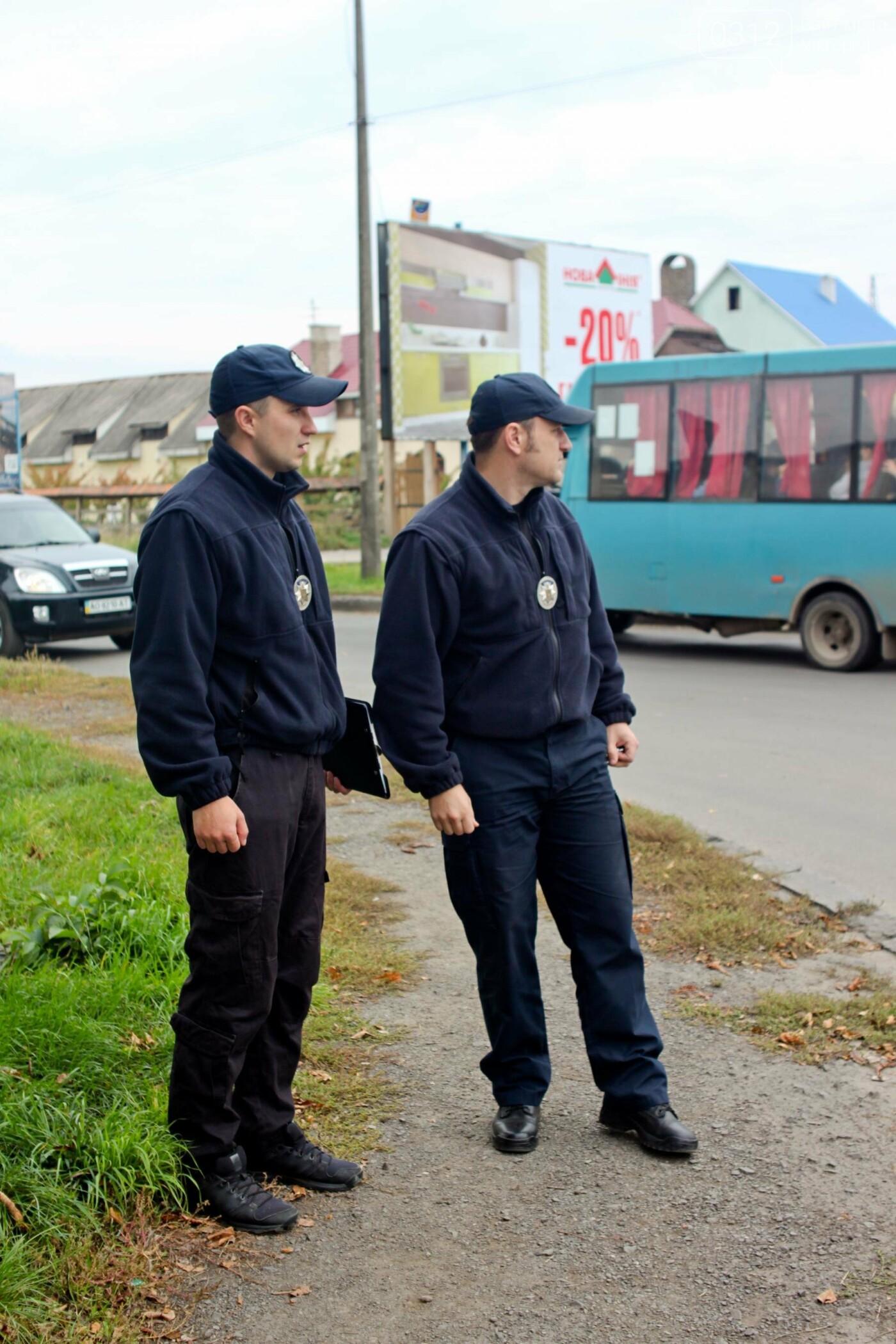 Чому в Ужгороді на Гагаріна можна легко потрапити у ДТП: фоторепортаж, фото-17