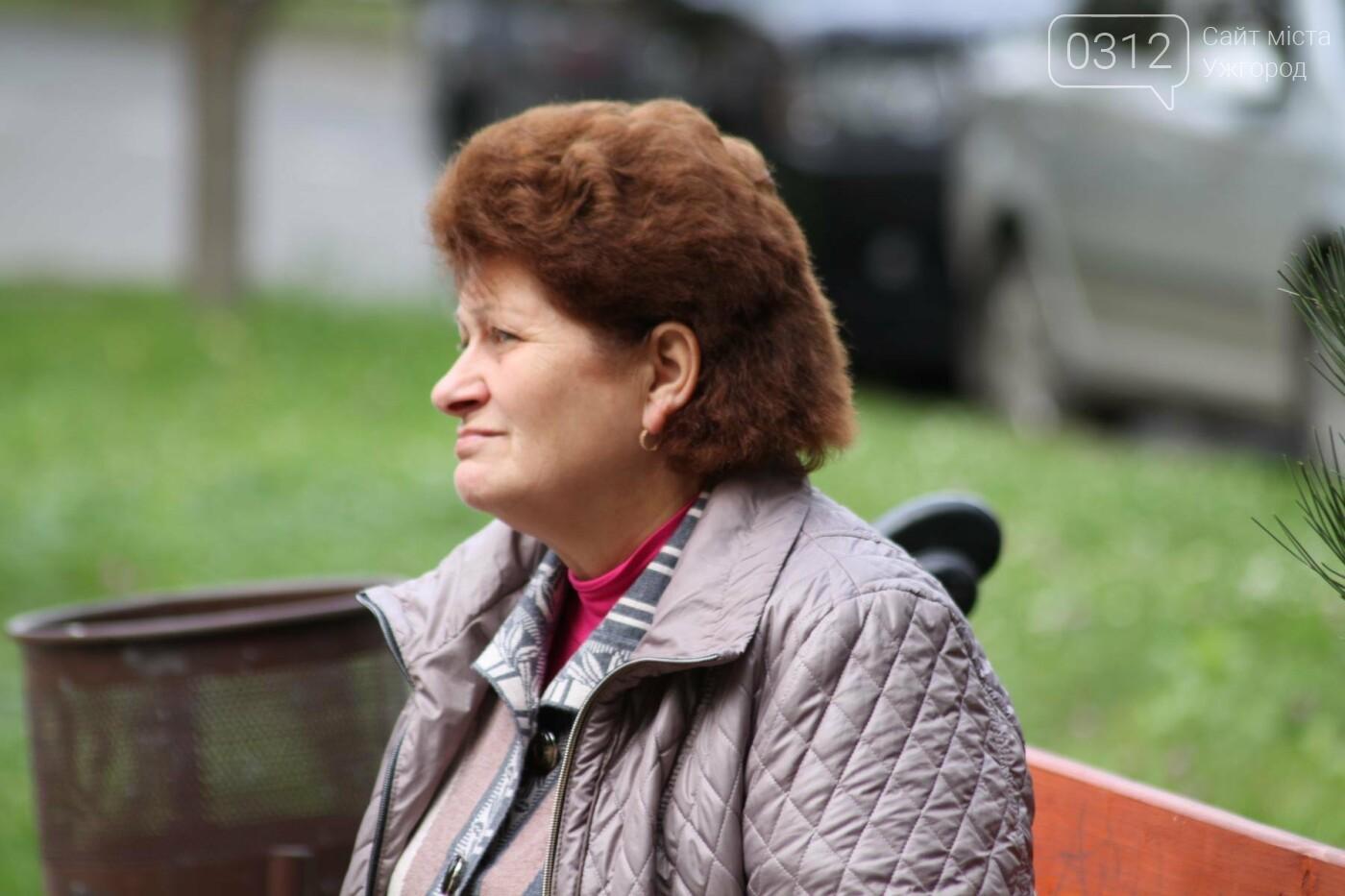 «Я подарую їм молитву», або як ужгородці святкуватимуть День захисника України (РЕПОРТАЖ) , фото-5