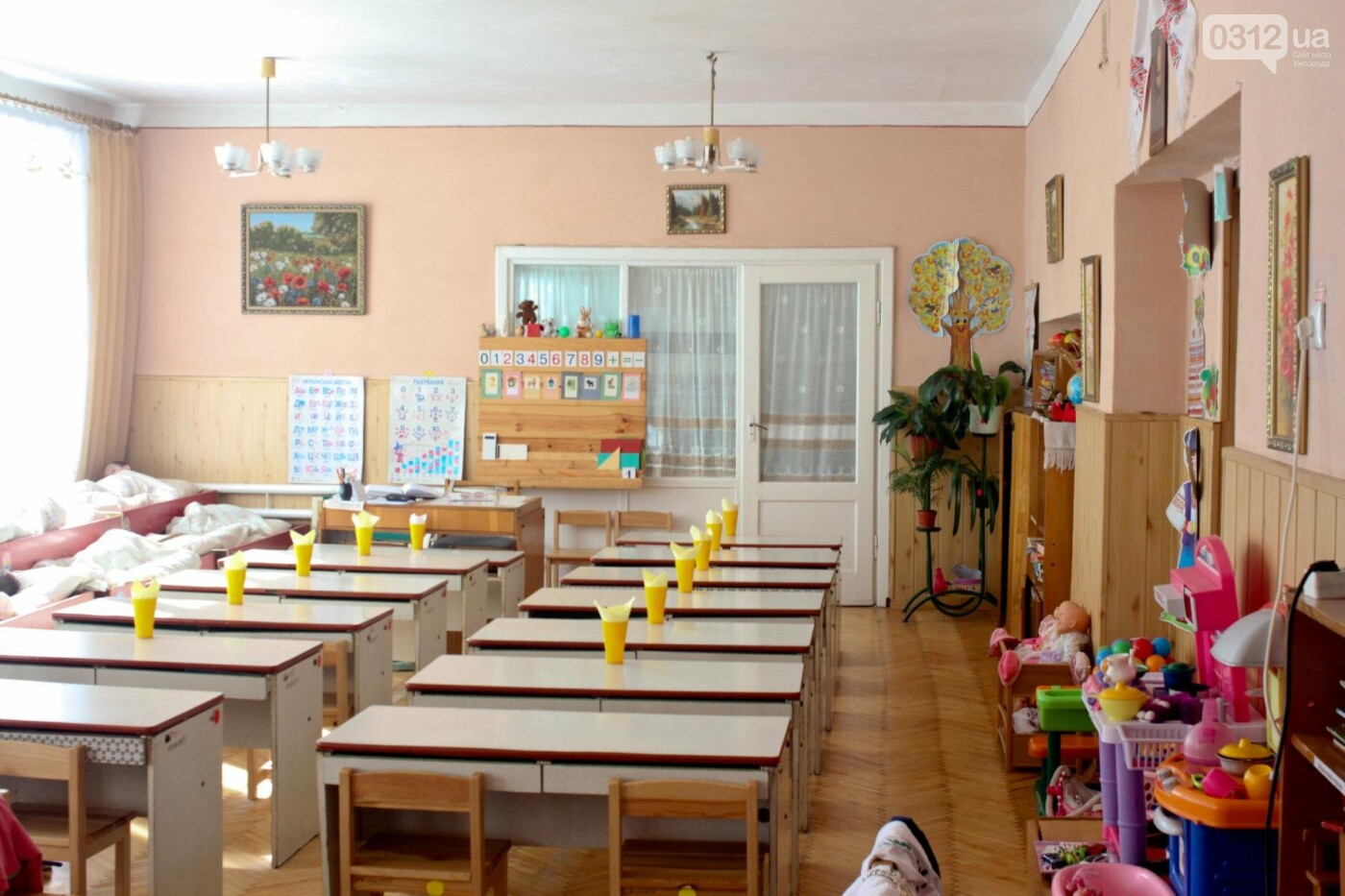 Чи тепло в приміщенні ужгородських дитсадків: фоторепортаж, фото-15
