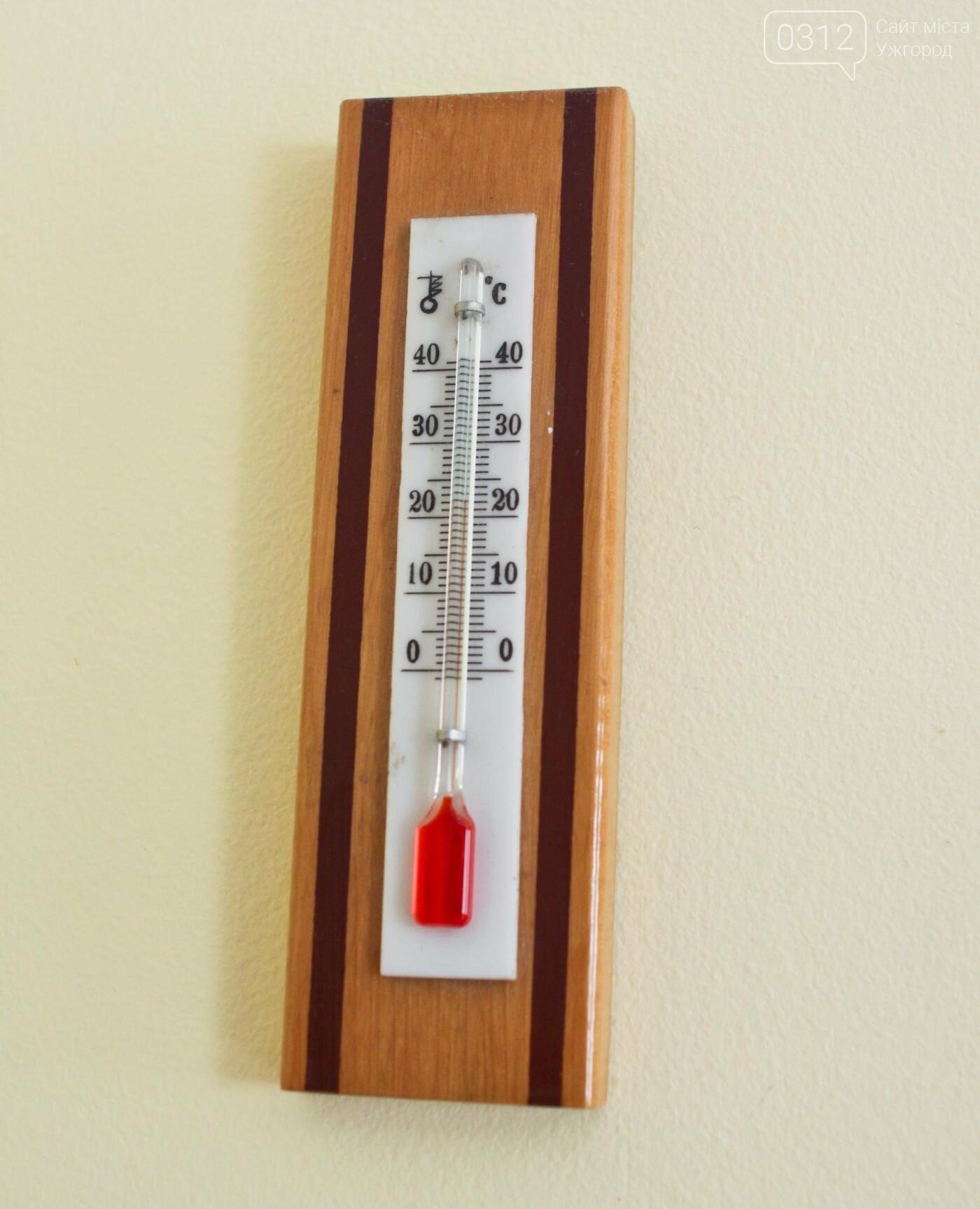 Чи тепло в приміщенні ужгородських дитсадків: фоторепортаж, фото-8