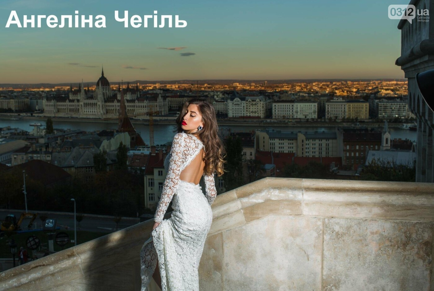 Міс Ужгород - 2017. Фотосесія учасниць в Будапешті, фото-3
