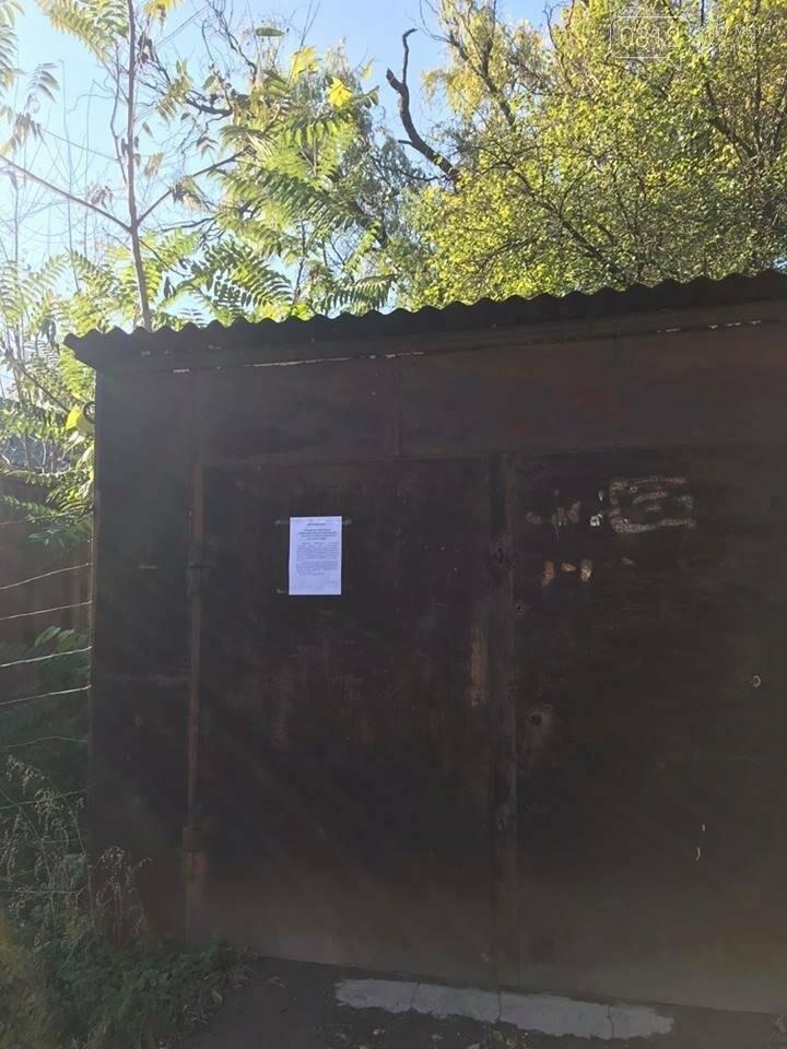 Власників гаражів на Одеській в Ужгороді закликають подати документи на право користування: фото, фото-3