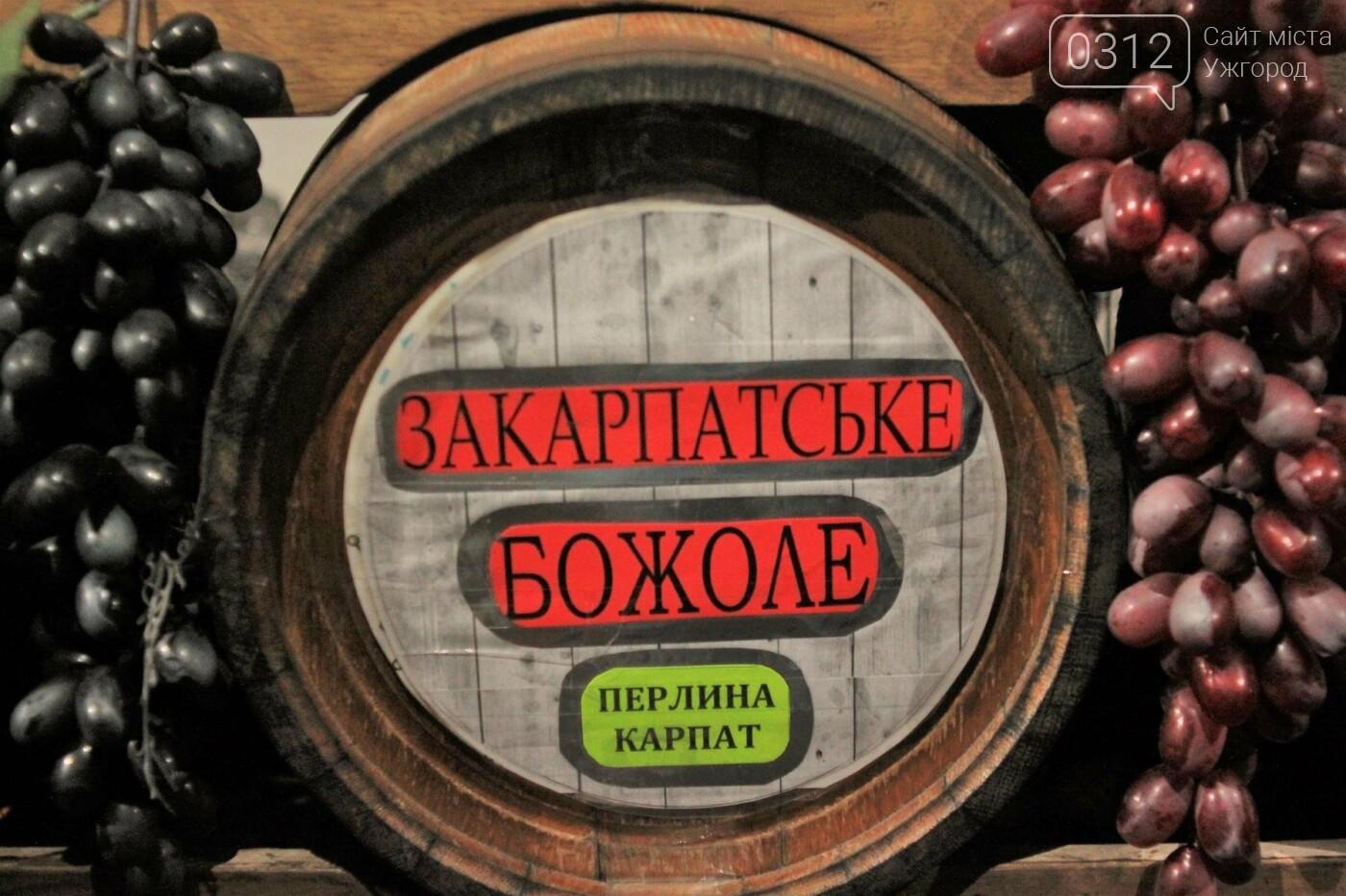 Ужгород п'є молоде вино: фоторепортаж, фото-7