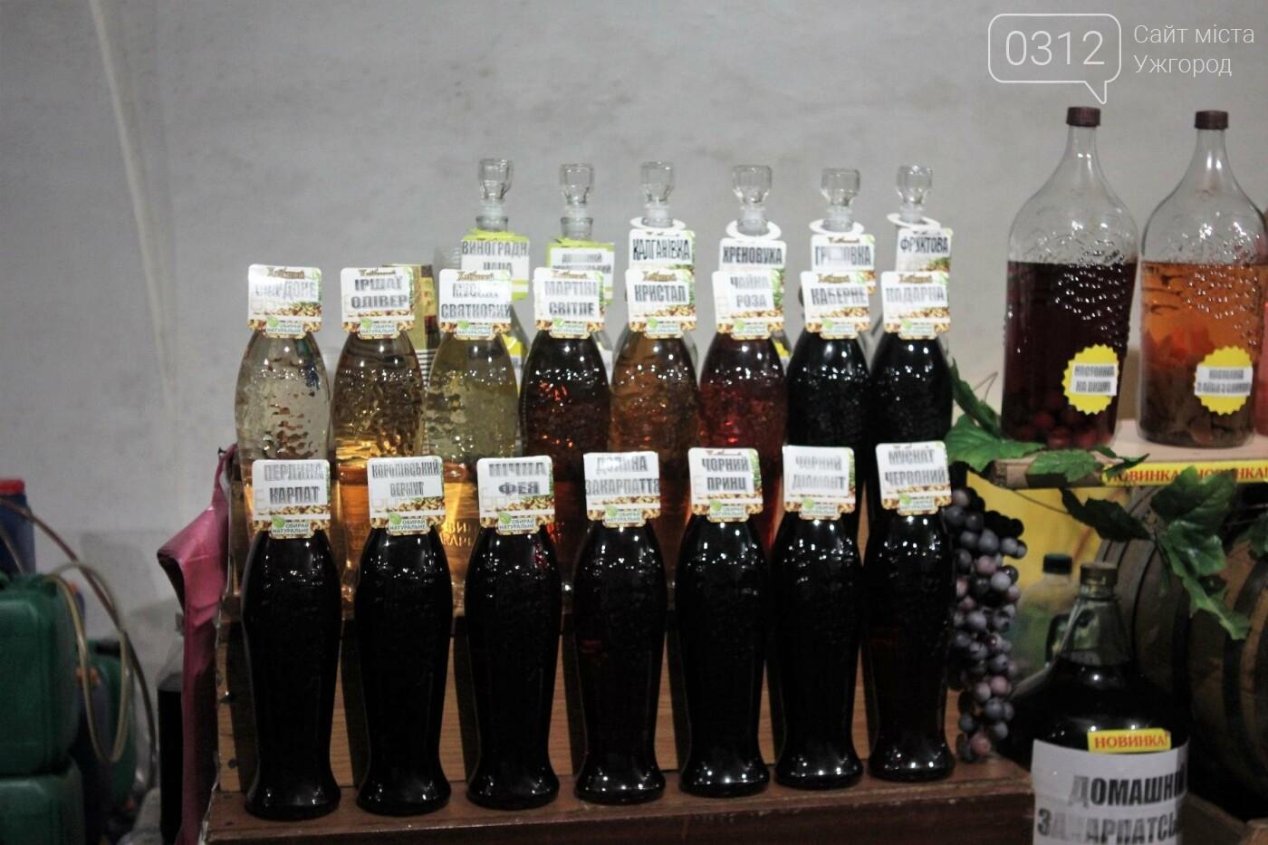 Ужгород п'є молоде вино: фоторепортаж, фото-5