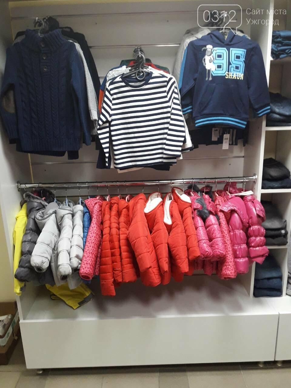ЗНИЖКИ до -70%: 1-го грудня в Ужгороді відчиняється магазин дитячого одягу «WESTERN BRANDS» (ФОТО), фото-1