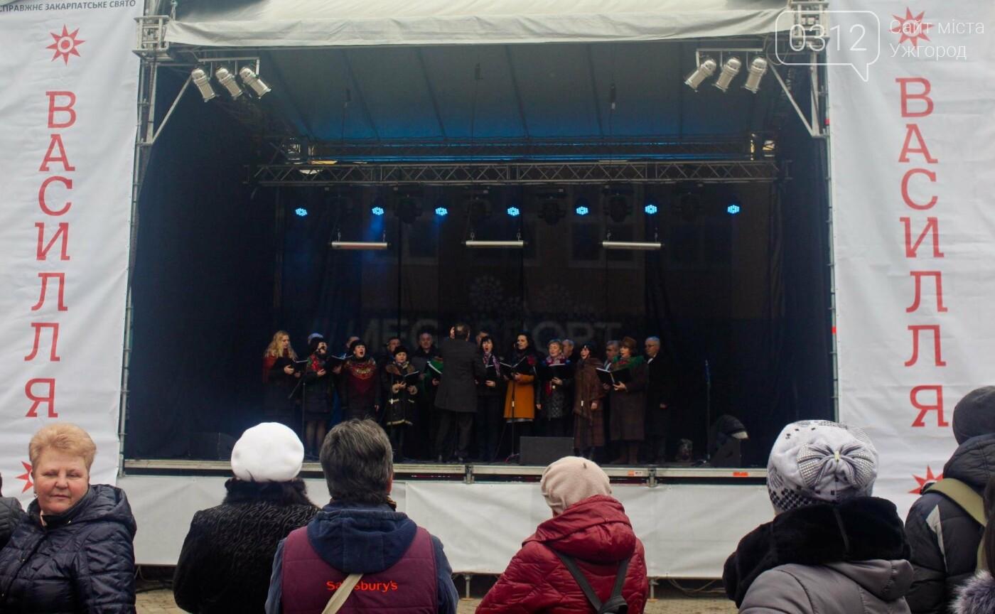 """Міжнародний фестиваль """"Василля"""" в Ужгороді: колоритні вертепи, гучні пісні та """"шара"""" для виноробів (ФОТОРЕПОРТАЖ), фото-12"""