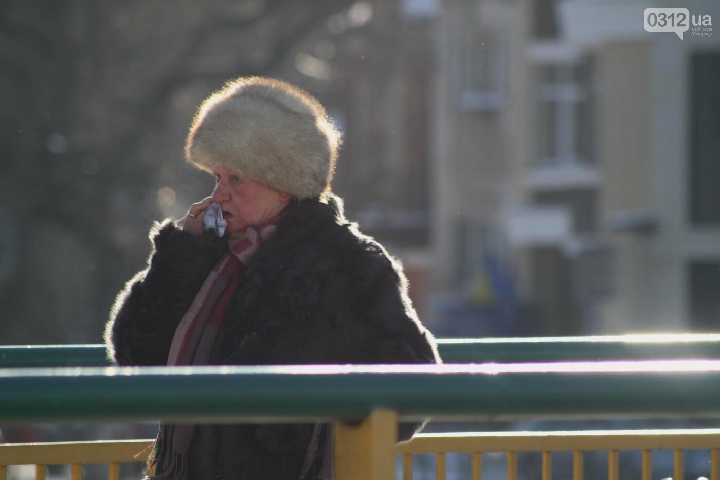 В Ужгороді - найхолодніший день цієї зими, а на завтра прогнозують снігопад , фото-6