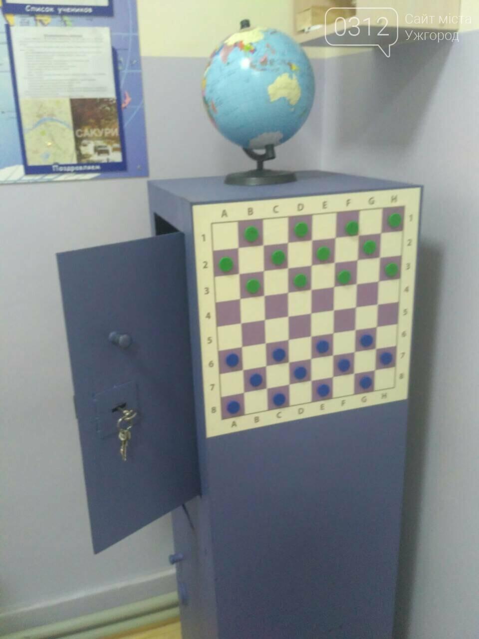 Експеримент триває: в ужгородській ЗОШ №3 телефони учнів ховають у сейф (ФОТО), фото-4