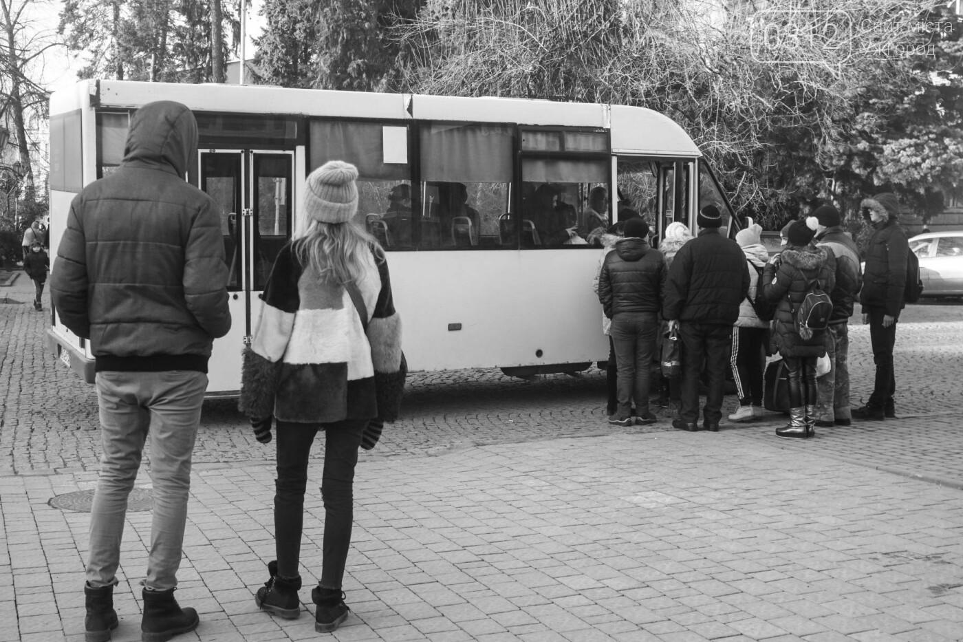 Проблема №15/22: в Ужгороді пасажири півтори години чекають на «маршрутку», а потім скидаються на таксі (РЕПОРТАЖ), фото-3