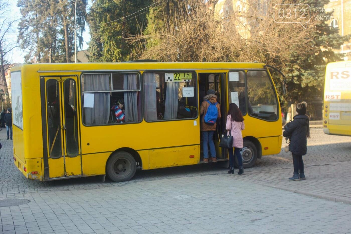 Проблема №15/22: в Ужгороді пасажири півтори години чекають на «маршрутку», а потім скидаються на таксі (РЕПОРТАЖ), фото-4