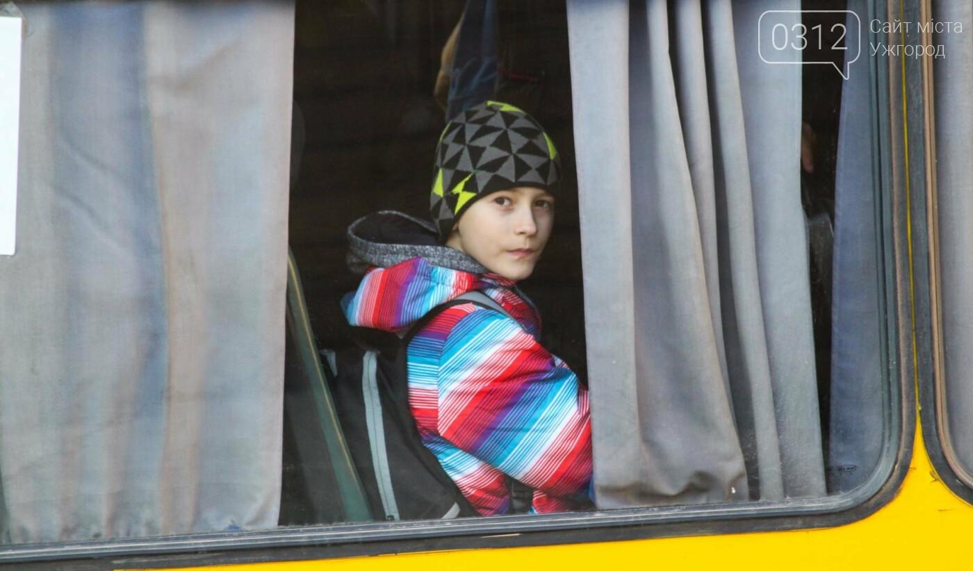 Проблема №15/22: в Ужгороді пасажири півтори години чекають на «маршрутку», а потім скидаються на таксі (РЕПОРТАЖ), фото-6