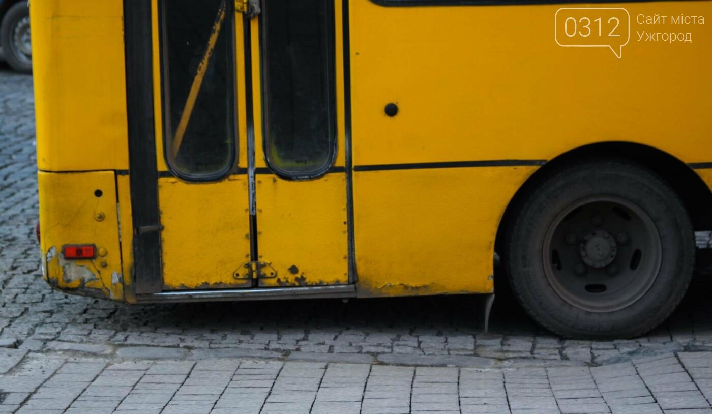 Проблема №15/22: в Ужгороді пасажири півтори години чекають на «маршрутку», а потім скидаються на таксі (РЕПОРТАЖ), фото-10