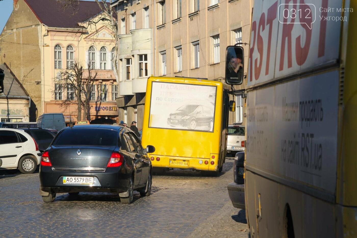 Проблема №15/22: в Ужгороді пасажири півтори години чекають на «маршрутку», а потім скидаються на таксі (РЕПОРТАЖ), фото-12