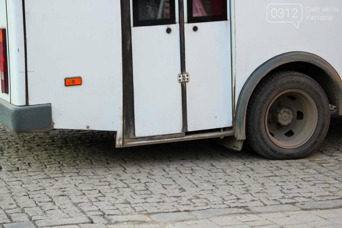 Проблема №15/22: в Ужгороді пасажири півтори години чекають на «маршрутку», а потім скидаються на таксі (РЕПОРТАЖ), фото-13