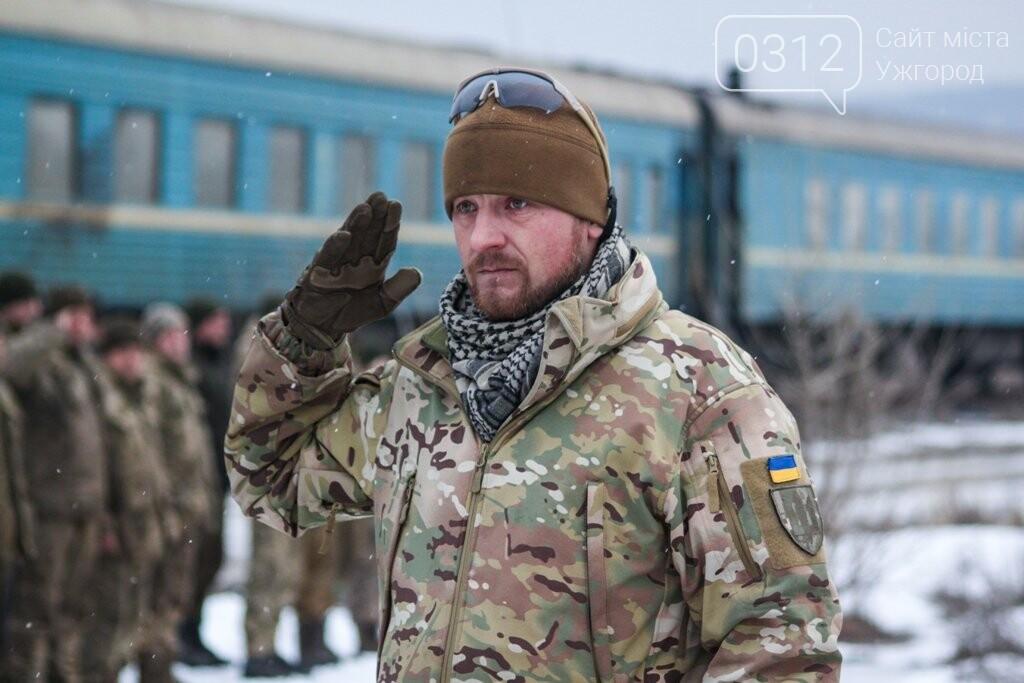 Вони обороняли позиції за 100 метрів від ворога: в Ужгороді зустріли 2-й гірсько-піхотний батальйон 128-ї бригади (ФОТОРЕПОРТАЖ), фото-4