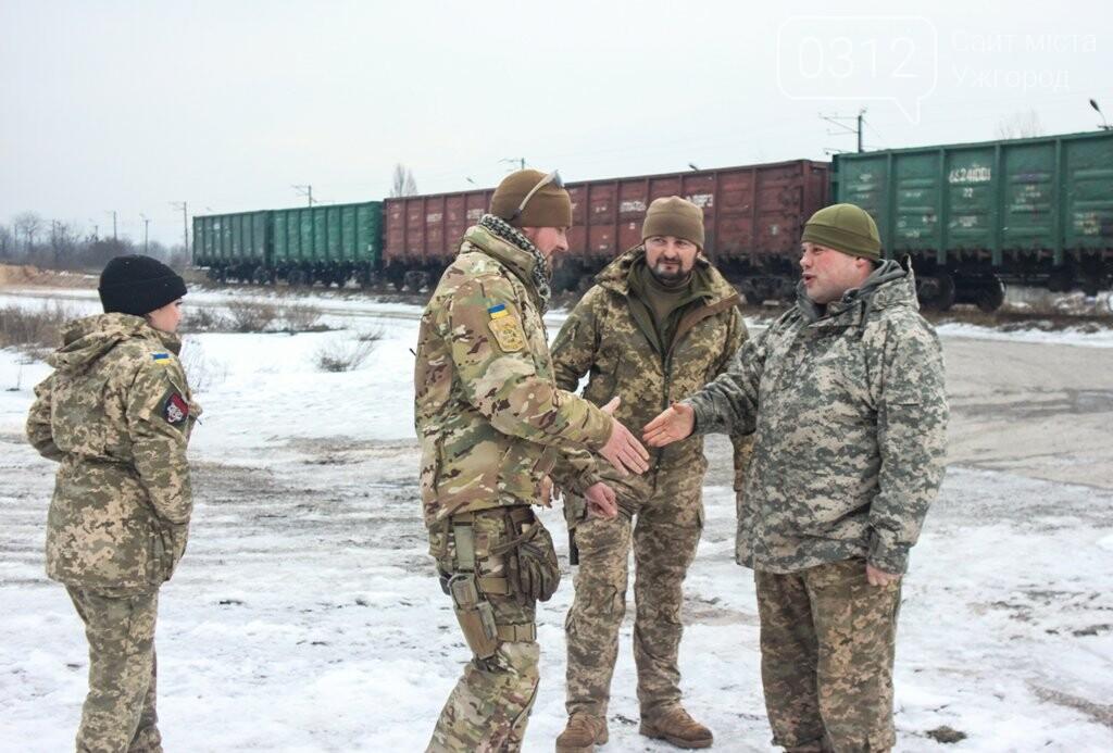 Вони обороняли позиції за 100 метрів від ворога: в Ужгороді зустріли 2-й гірсько-піхотний батальйон 128-ї бригади (ФОТОРЕПОРТАЖ), фото-8