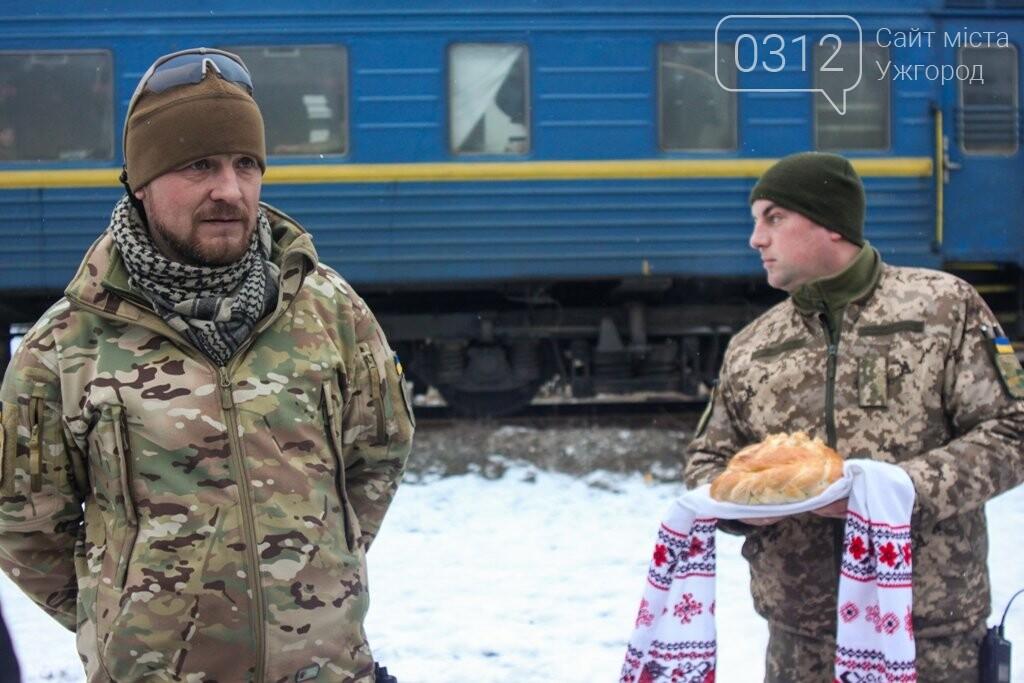 Вони обороняли позиції за 100 метрів від ворога: в Ужгороді зустріли 2-й гірсько-піхотний батальйон 128-ї бригади (ФОТОРЕПОРТАЖ), фото-10