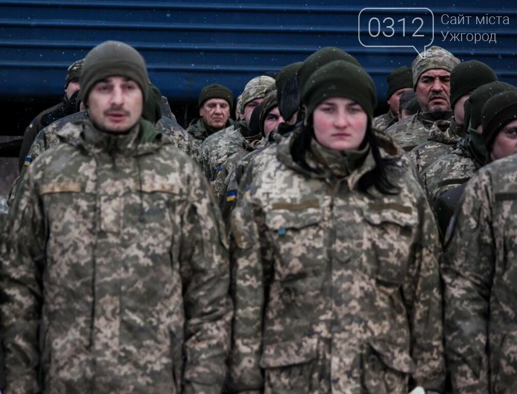 Вони обороняли позиції за 100 метрів від ворога: в Ужгороді зустріли 2-й гірсько-піхотний батальйон 128-ї бригади (ФОТОРЕПОРТАЖ), фото-14