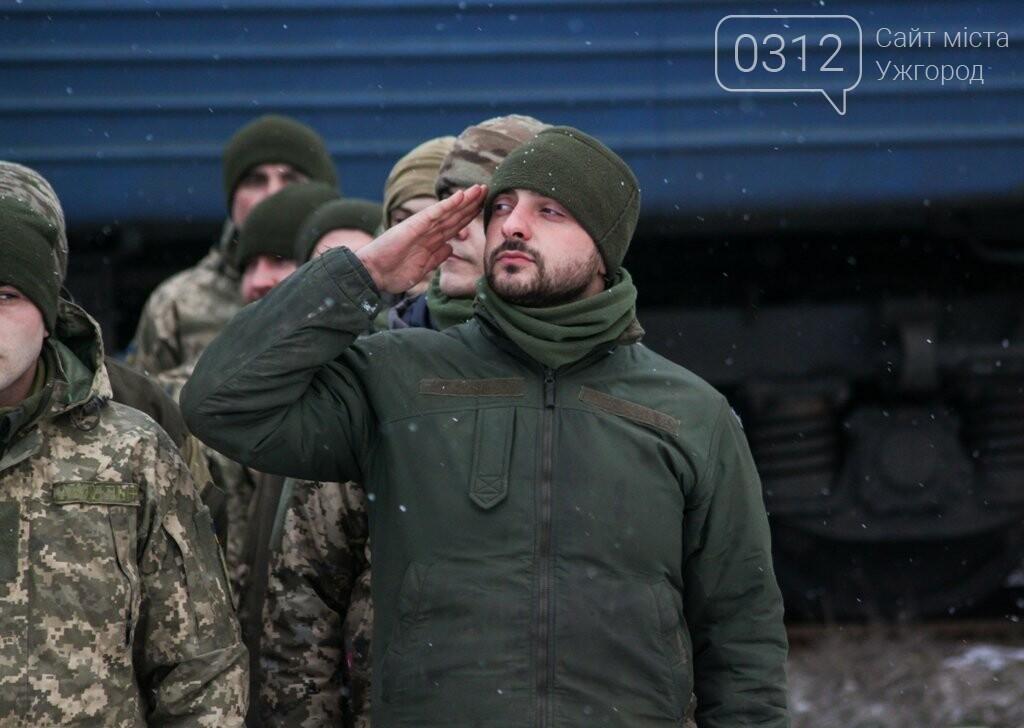 Вони обороняли позиції за 100 метрів від ворога: в Ужгороді зустріли 2-й гірсько-піхотний батальйон 128-ї бригади (ФОТОРЕПОРТАЖ), фото-17