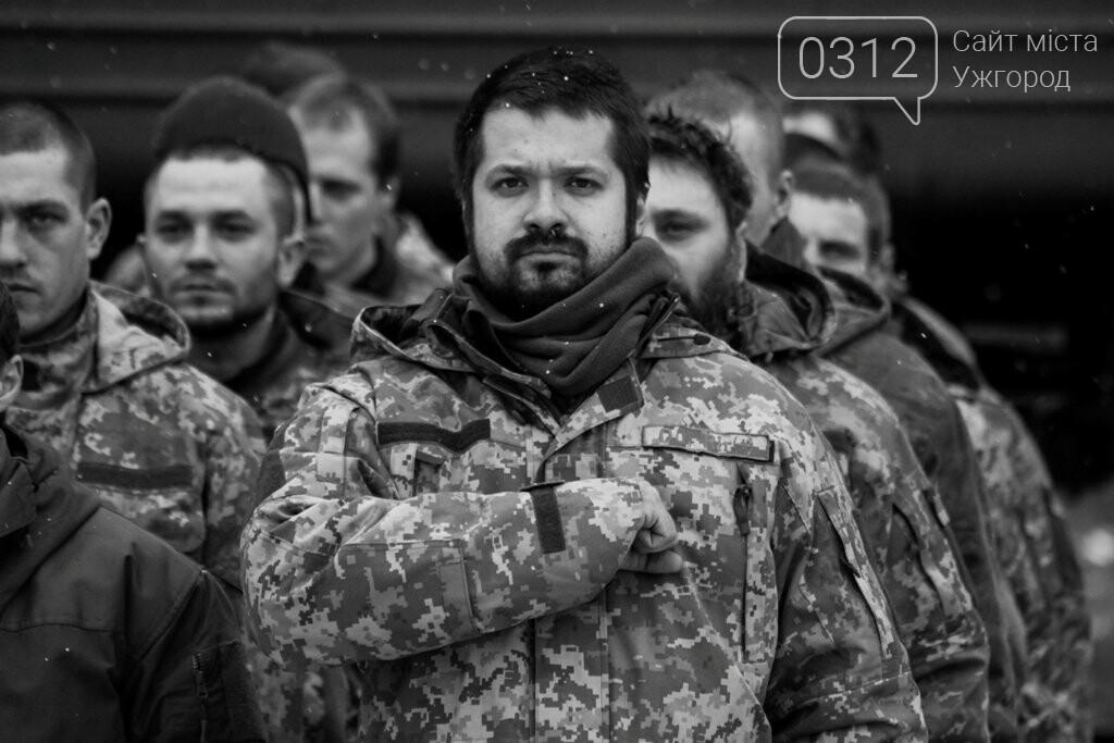 Вони обороняли позиції за 100 метрів від ворога: в Ужгороді зустріли 2-й гірсько-піхотний батальйон 128-ї бригади (ФОТОРЕПОРТАЖ), фото-16