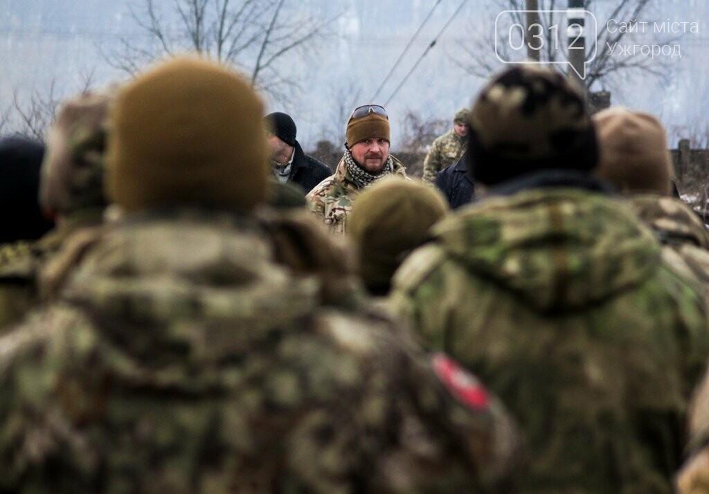 Вони обороняли позиції за 100 метрів від ворога: в Ужгороді зустріли 2-й гірсько-піхотний батальйон 128-ї бригади (ФОТОРЕПОРТАЖ), фото-19