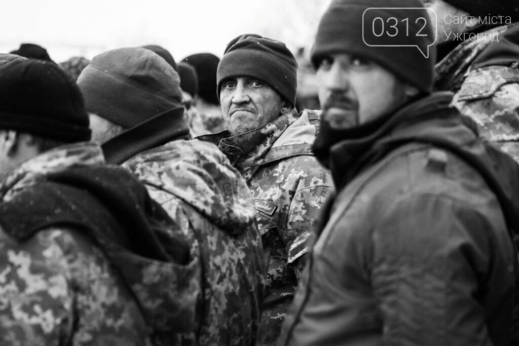 Вони обороняли позиції за 100 метрів від ворога: в Ужгороді зустріли 2-й гірсько-піхотний батальйон 128-ї бригади (ФОТОРЕПОРТАЖ), фото-22