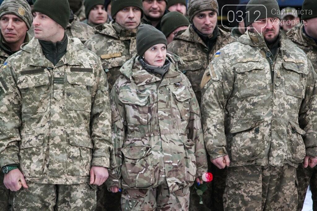 Вони обороняли позиції за 100 метрів від ворога: в Ужгороді зустріли 2-й гірсько-піхотний батальйон 128-ї бригади (ФОТОРЕПОРТАЖ), фото-27