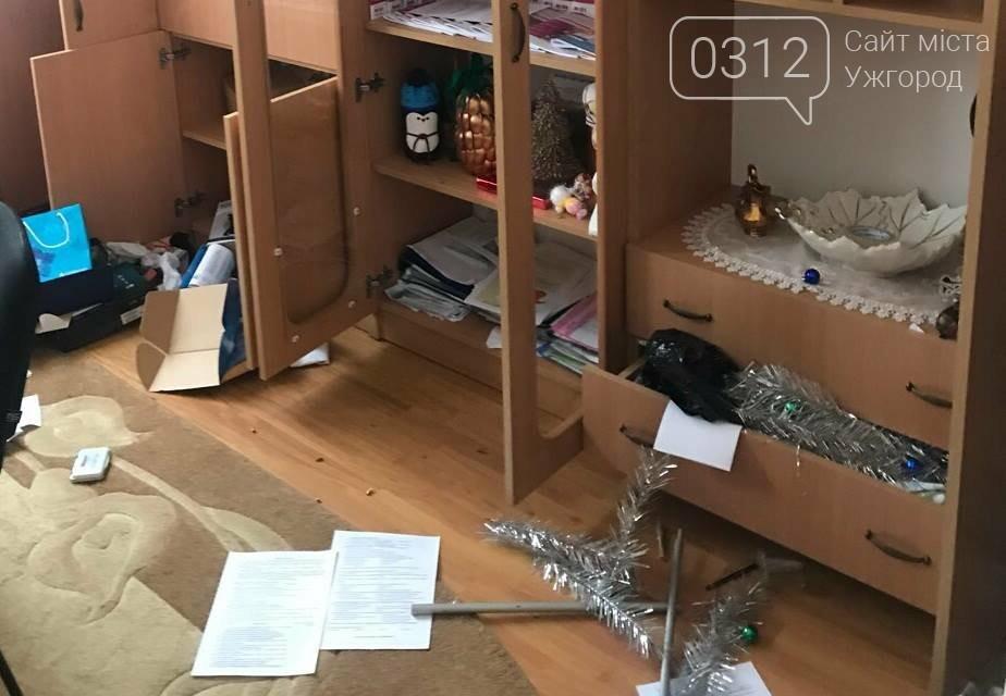 У Сваляві 23-річний хлопець розбив вікно у дитсадку і вкрав техніку і продукти: фото, фото-2