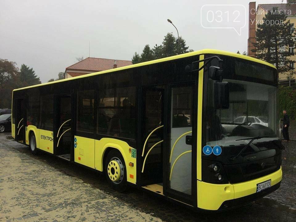 Ужгород купив 10 нових автобусів, місткістю 102 пасажири: на вулицях вони з'являться у серпні (ФОТО), фото-1