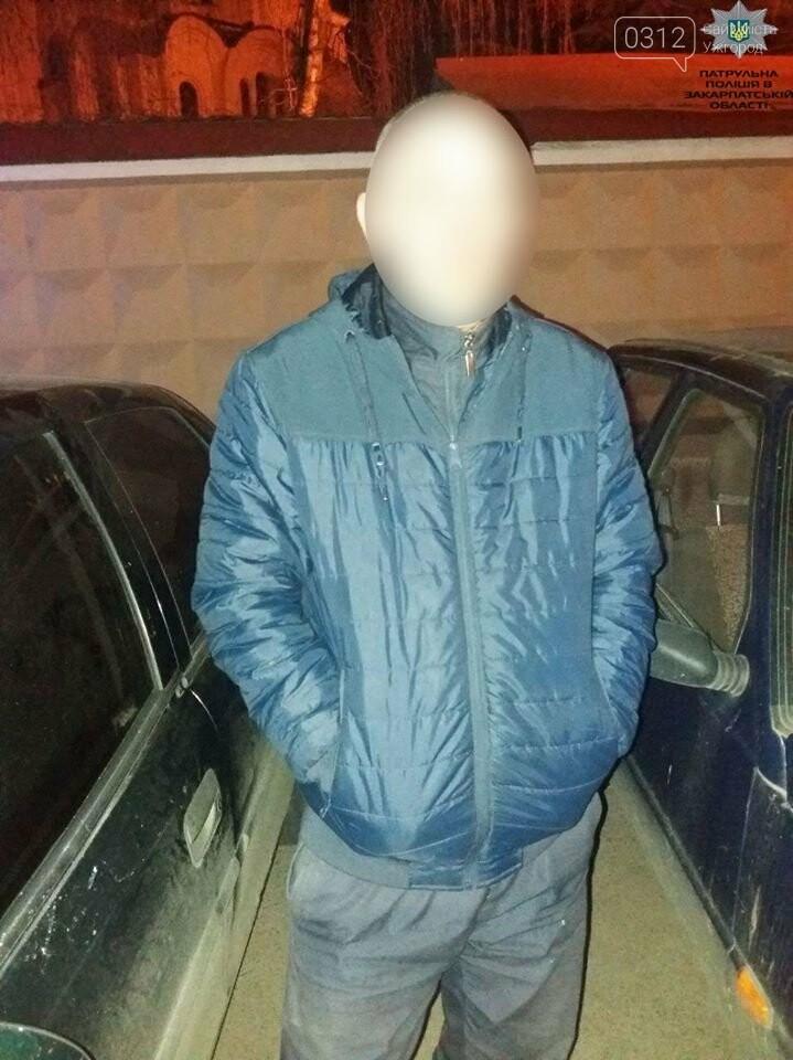 """В Ужгороді зупинили п'яного водія """"Опеля"""", який не встиг вколоти наркотики (ФОТО), фото-2"""