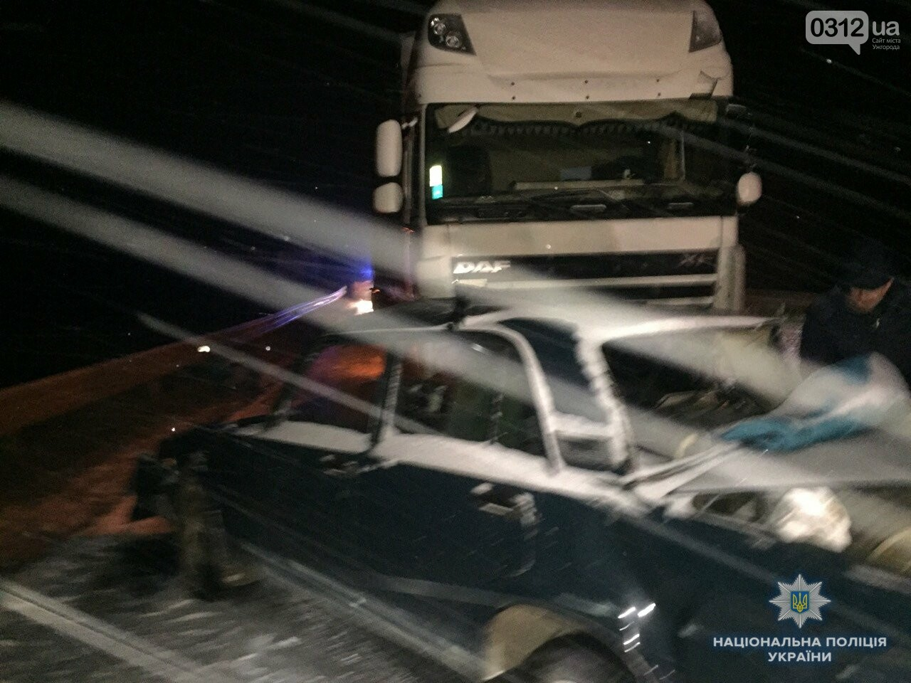 Жахливе ДТП за участі трьох авто поблизу Чопу: на місці загинув 18-ти річний хлопець (ФОТО), фото-4