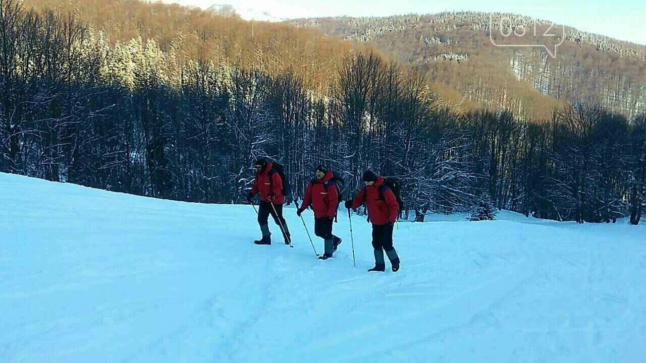 На Драгобраті під час катання на лижах заблукав 16-річний підліток (ФОТО), фото-1
