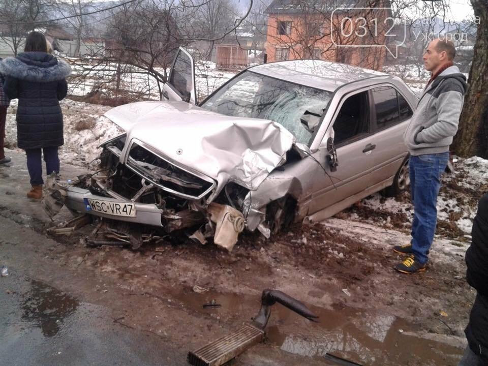 На Закарпатті аварія за участі молодого хлопця забрала життя 11-річної дівчинки (ФОТО), фото-2