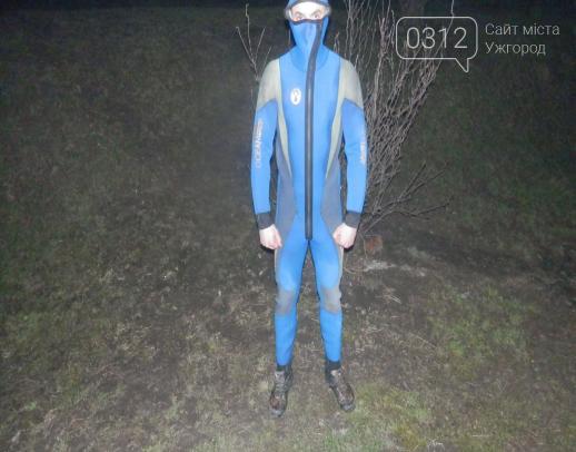 На Рахівщині пострілами зупиняли водолаза, який хотів заплисти в Румунію (ФОТО), фото-1