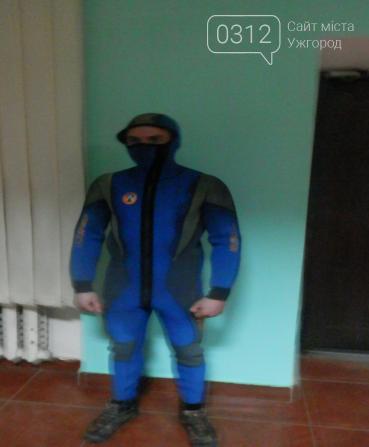 На Рахівщині пострілами зупиняли водолаза, який хотів заплисти в Румунію (ФОТО), фото-2